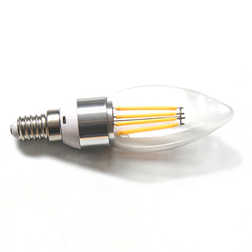 12V DC 4W LED Candle lamp