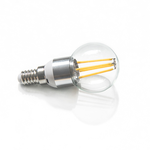 12V DC 2W 45mm bulb E14 ( LED-F-4W-45)