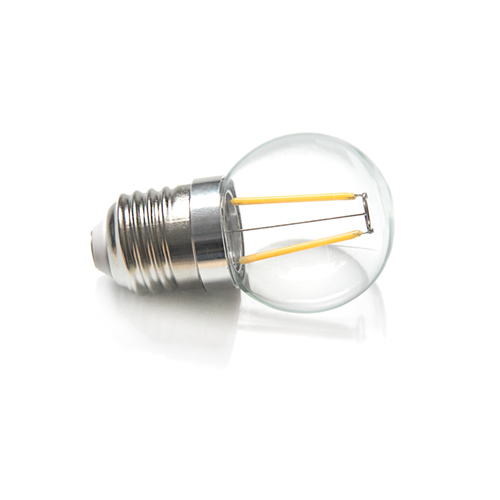 12V DC 2W 45mm bulb ( LED-F-2W-45mm )