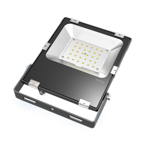 DC Flood Light 30w LED