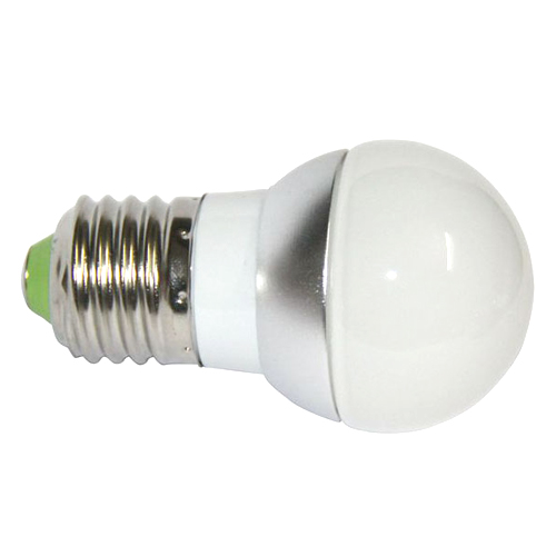 12V DC LED 45mm Bulb 2W 4W